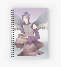 Pitiful Pint Spiral Notebook