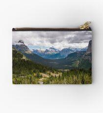 Glacier National Park Studio Pouch