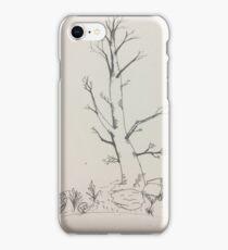 Baum iPhone Case/Skin