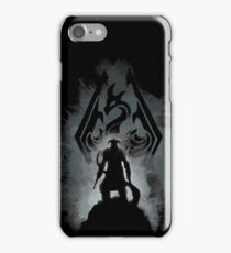 The Dovahkiin (v2) iPhone Case/Skin