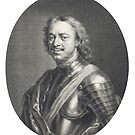 Peter the Great by kislev