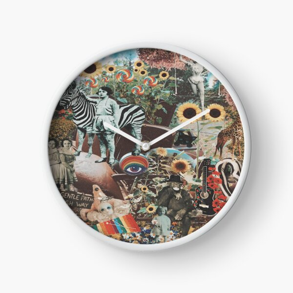 Freaks Of Nature Clock