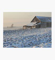 Rural Scene Photographic Print