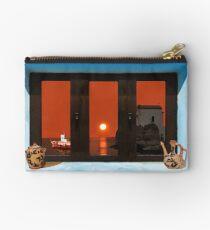 Window Into Greece 4 Studio Pouch