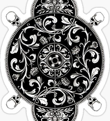 EP. HYPNOTICSKULL II Sticker