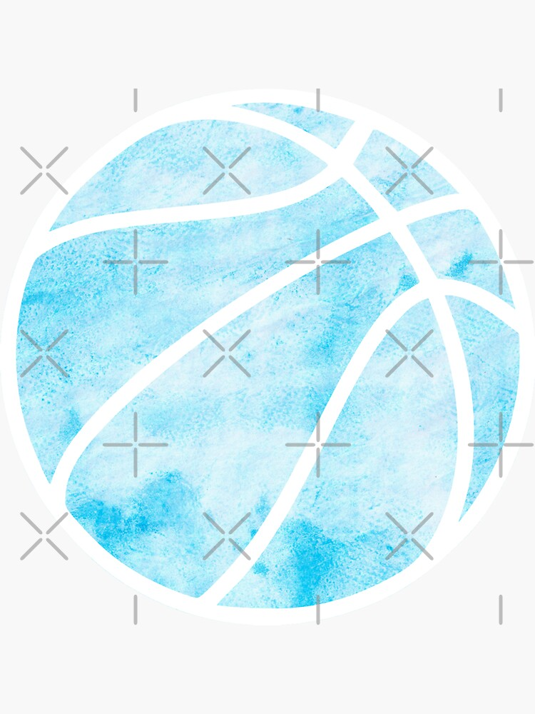 Basketball Blue by hcohen2000