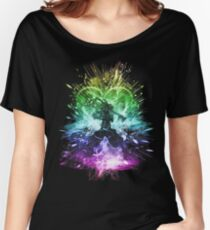 kingdom storm-rainbow version Women's Relaxed Fit T-Shirt
