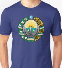 Uzbekistan Unisex T-Shirt