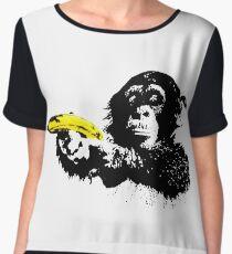 Bad Monkey Women's Chiffon Top
