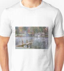 Misty Boathouse T-Shirt