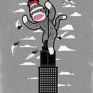 Sock Monkey by RonanLynam