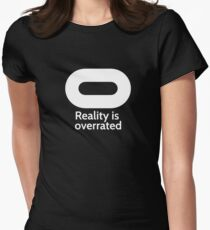 Oculus - Reality is Overrated T-Shirt