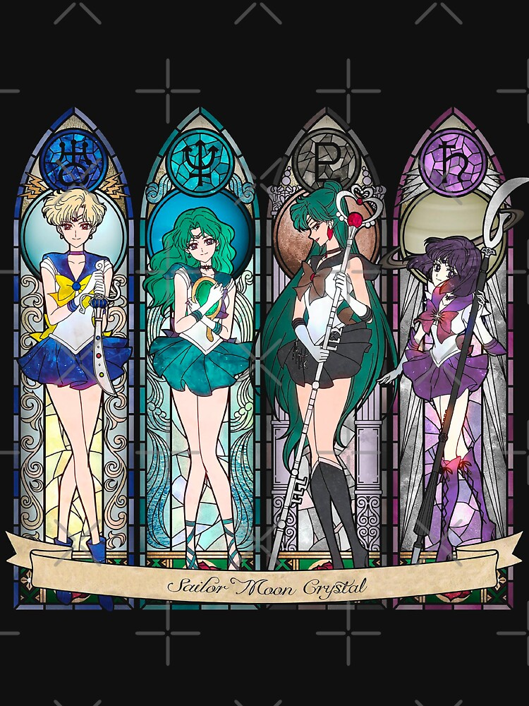 S.M. Crystal stained glass style de zRiSes