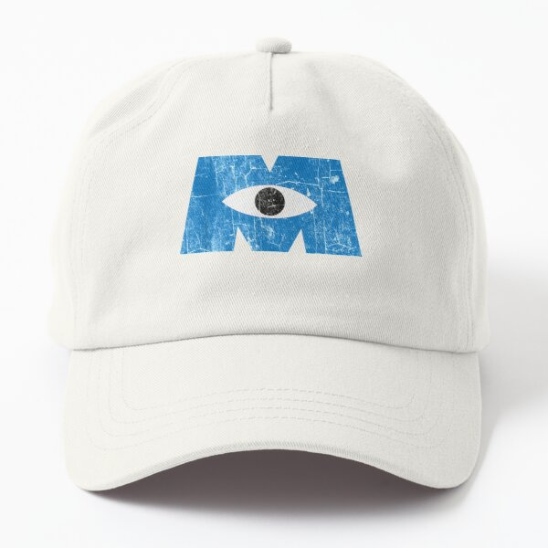 Monsters Inc. Eye Graphic T-Shirt T-Shirt Dad Hat