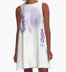 lavendel traum A-Line Dress
