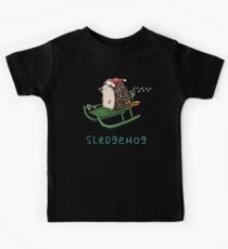 Sledgehog Kids Tee