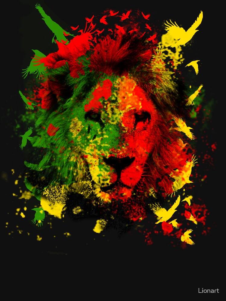 Rasta Lion | Unisex T-Shirt