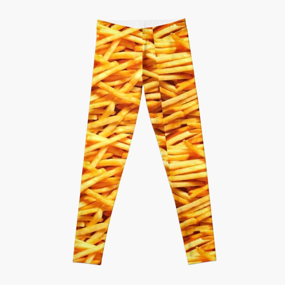 Fries Leggings
