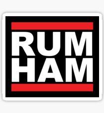 Rum Ham Its Always Sunny In Philadelphia Sticker