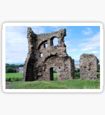 St. Anthony's Chapel Ruins Sticker