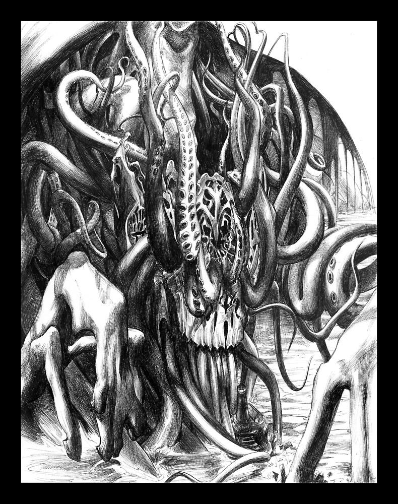 Risen From R'lyeh by Lorinda Tomko