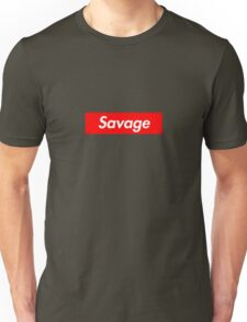 Savage x Supreme Unisex T-Shirt