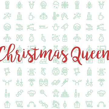 Christmas Queen by amymojo