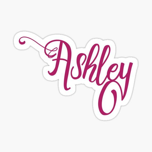 Ashley - name Sticker