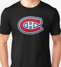 National Hockey League - Montreal Canadiens Unisex T-Shirt
