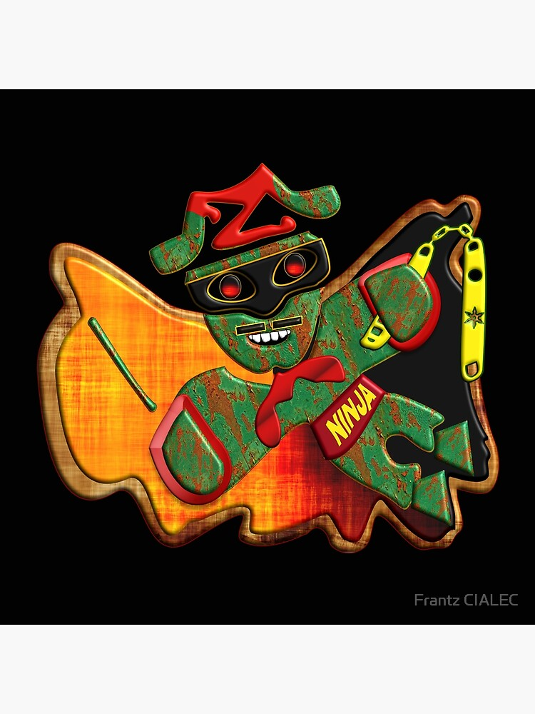 THE LEGEND OF ZORRO IN HIS NEW ADVENTURES FOR KIDS - ZORRO NINJA BUTTERFLY - HALLOWEEN PARTY - CHRISTMAS PARTY - SUPER FUN GIFT FOR THE HOLIDAYS4. by Ralek
