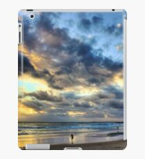 entering into the sea world.... iPad Case/Skin