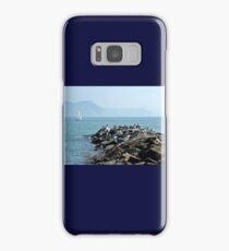 Cormorants View ..... Samsung Galaxy Case/Skin
