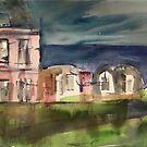 Andréas castle by Catrin Stahl-Szarka