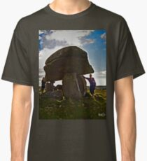 Kilclooney Dolmen, County Donegal Classic T-Shirt