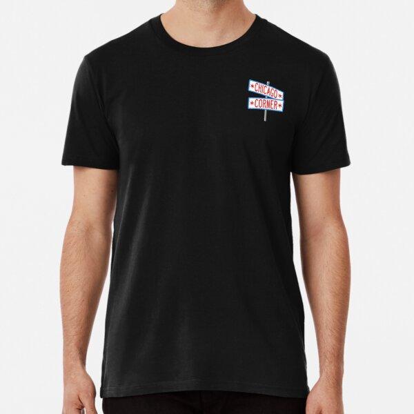 HLM Chicago Corner 1 Premium T-Shirt