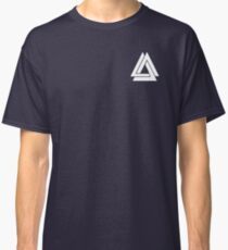 Bastille - Simple WWCOMMS Triangle Classic T-Shirt