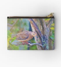 Sweet and gentle dove Studio Pouch