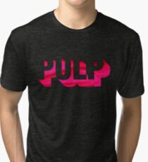 Pulp - This Is Hardcore Tri-blend T-Shirt