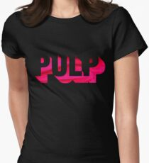 Pulp - This Is Hardcore Women's Fitted T-Shirt