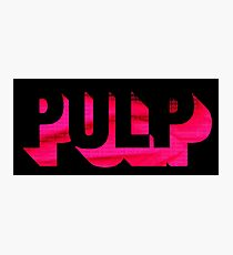 Pulp - This Is Hardcore Photographic Print