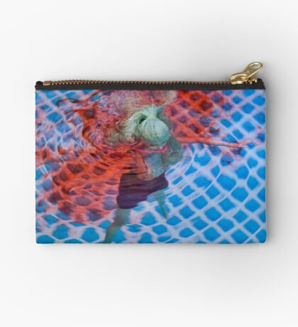 """Bad Bambi Series, #29 """"Sweet Waters""""  Zipper Pouch"""