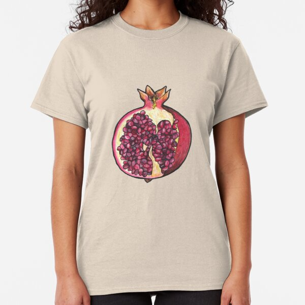 Pomegranate  Classic T-Shirt
