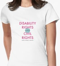 Disability Rights are Civil Rights T-Shirt