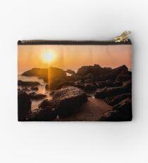 Sunset in Goa II Studio Pouch