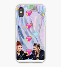little mix (perrie and jesy) iPhone Case
