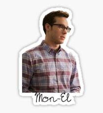 Mon-El from Supergirl Sticker