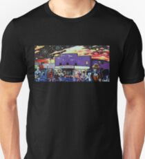 'All Come out to Play on a Friday Night (in NoDa)' Unisex T-Shirt