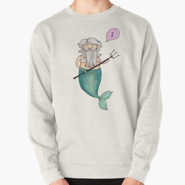 Poseidon Pullover Sweatshirt