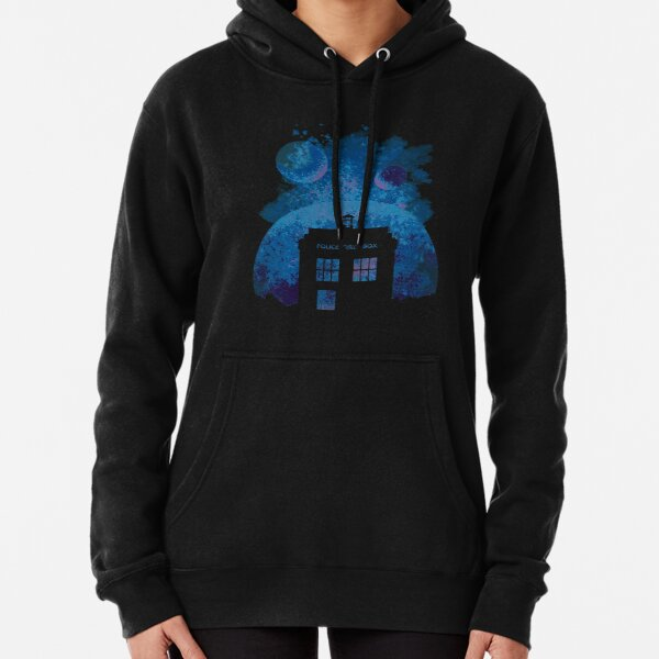 Who's night Pullover Hoodie
