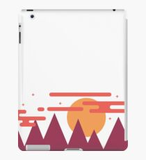 Crown Summit iPad Case/Skin